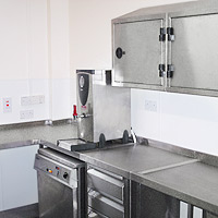 Bespoke Stainless Steel Units