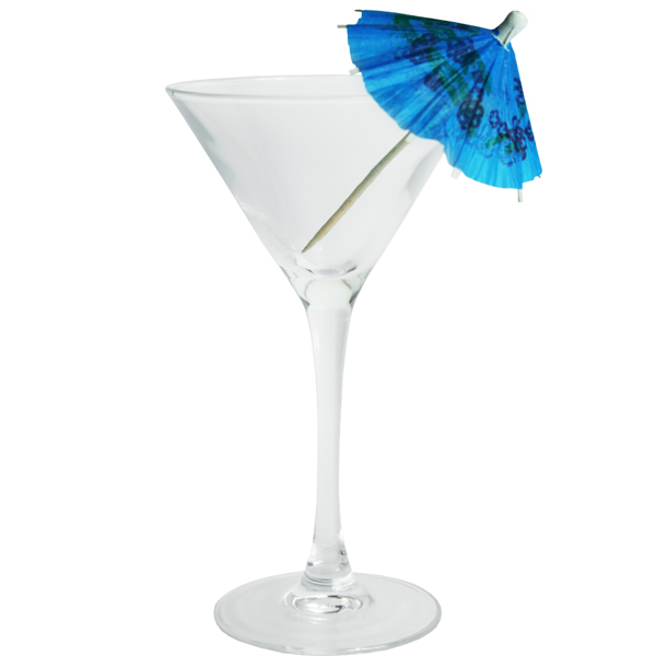 how to use cocktail umbrellas