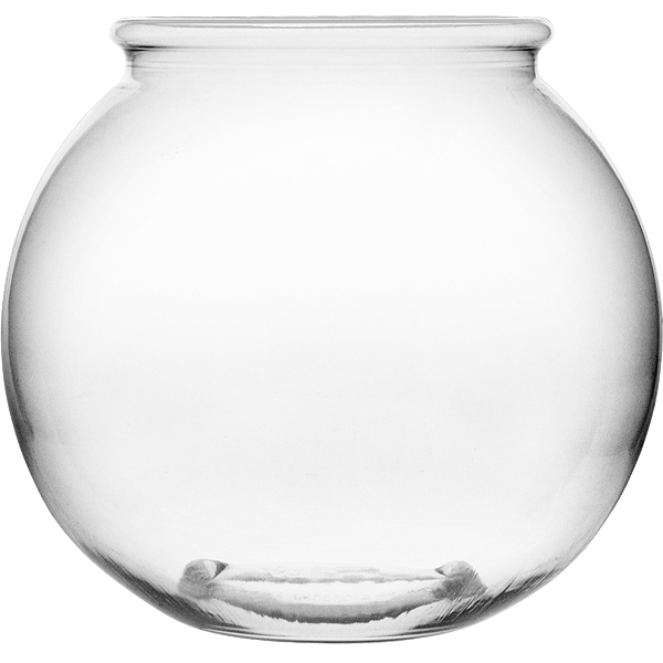 Cocktail fish bowl 3ltr cocktail fishbowls for Fish bowl pictures