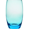 Salto Ice Blue Hiball Tumblers 12.3oz / 350ml