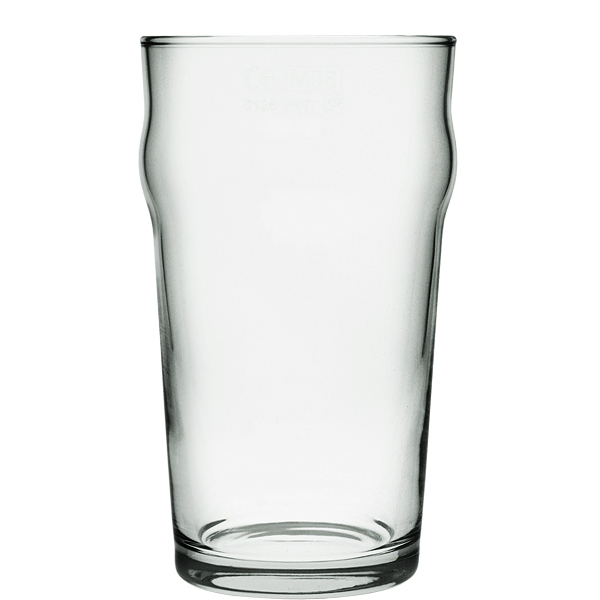 Pints To Glasses