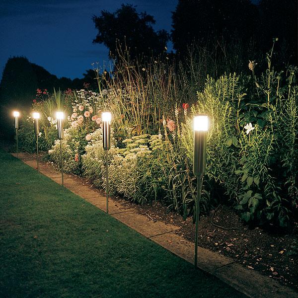 Gas Garden Light