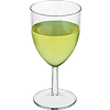 Plastic Reusable Wine Glasses
