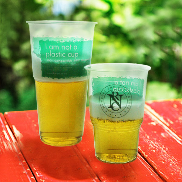 Biodegradable Plastic Pint Glasses Ml