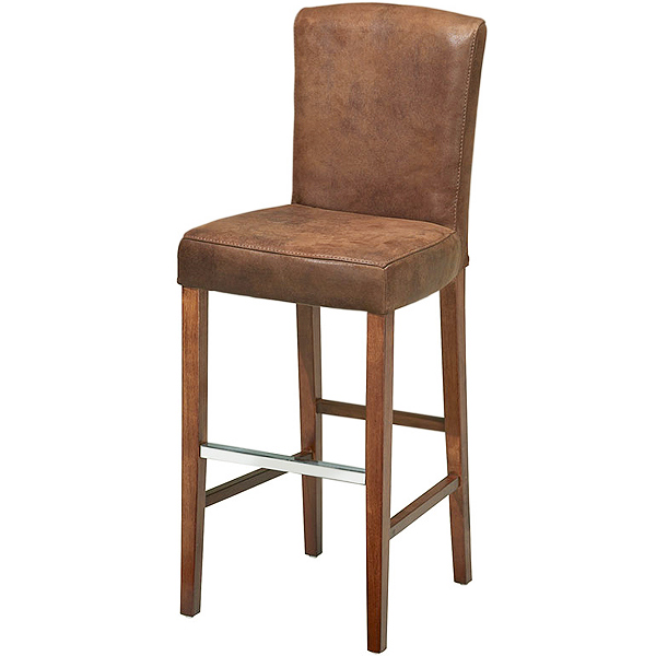 Ascot Aged Leather Bar Stool With Back Brown Barmanscouk : 17992large from www.barmans.co.uk size 600 x 600 jpeg 85kB