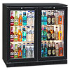 Blizzard BAR-2 Bottle Cooler Black
