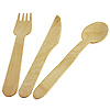 Birchwood Disposable Cutlery