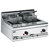 Lincat Silverlink 600 Gas Counter Top Twin Fryer