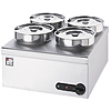 Parry MODular Electric 4 Pot Dry Bain Marie 1939