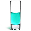 Islande Double Shot Glasses 2.1oz / 60ml