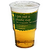 Biopac Biodegradable Half Pint Tumblers CE 10oz / 285ml