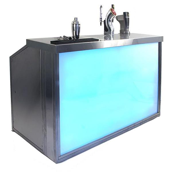 mobile folding bar. Black Bedroom Furniture Sets. Home Design Ideas