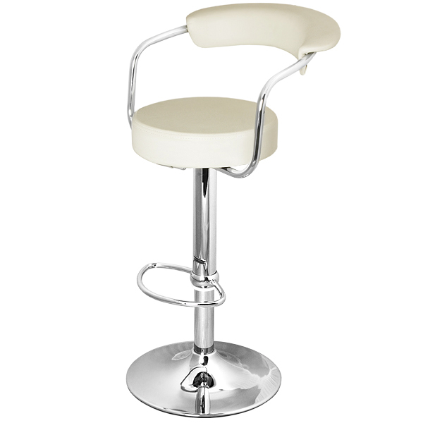 Black Kitchen Breakfast Bar Stool Toledo