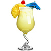 Z-Stem Pina Colada Glasses 13.4oz / 380ml