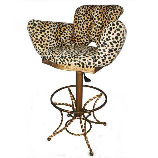 Leopard Print Bar Stool Barmanscouk : 21296large from www.barmans.co.uk size 600 x 600 jpeg 78kB