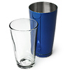 Professional Boston Cocktail Shaker - Blue
