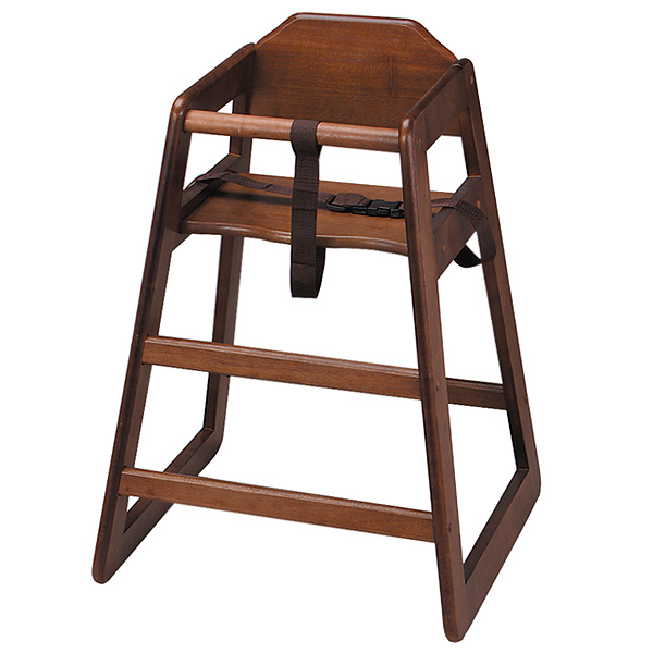 wooden high chairs wooden highchair child seat buy at
