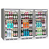 Blizzard BAR-3 Bottle Cooler Stainless Steel