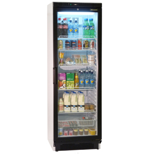 Blizzard Glass Front Refrigerator Gdr40 Drinks Fridge