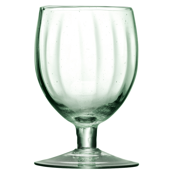 Lsa mia recycled wine glasses 12oz 350ml - Short stemmed wine glasses uk ...
