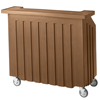 Cambro Portable Bar 540 Dark Brown