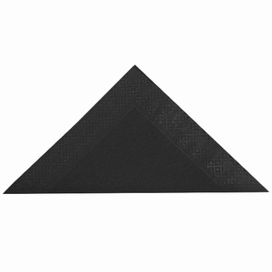 Cocktail Napkins Black