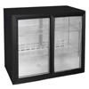 Osborne eCold 220ES Undercounter Sliding Door Bottle Cooler