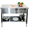 Inomak Stainless Steel Centre Tables