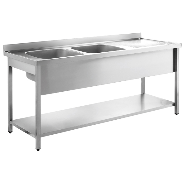 ... Sinks on Legs Kitchen Sink Commercial Sink Unit - Buy at Barmans