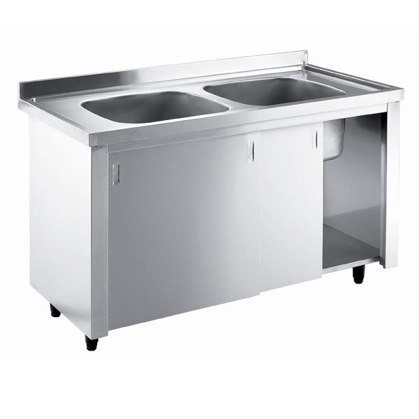 Inomak Stainless Steel Sinks On Cupboards Kitchen Sink