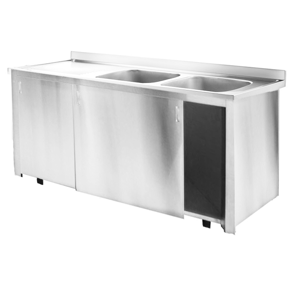 Inomak Stainless Steel Sinks On Cupboards Kitchen Sink