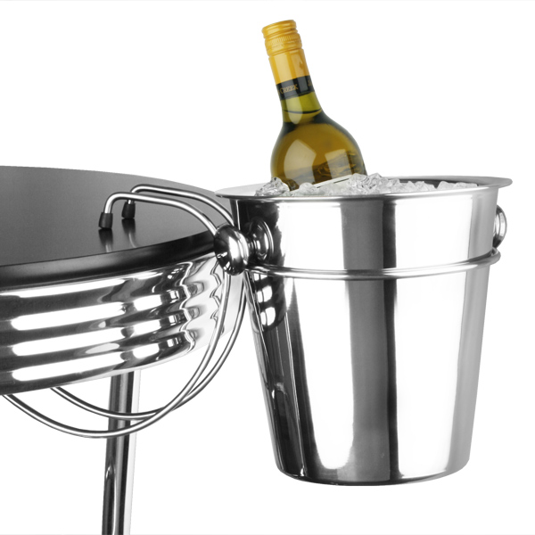 Table Wine Bucket Holder Wine Bucket Stand Champagne