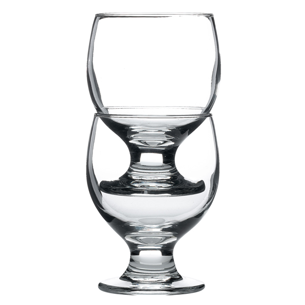 Embassy Stacking Wine Goblets Lce At 250ml