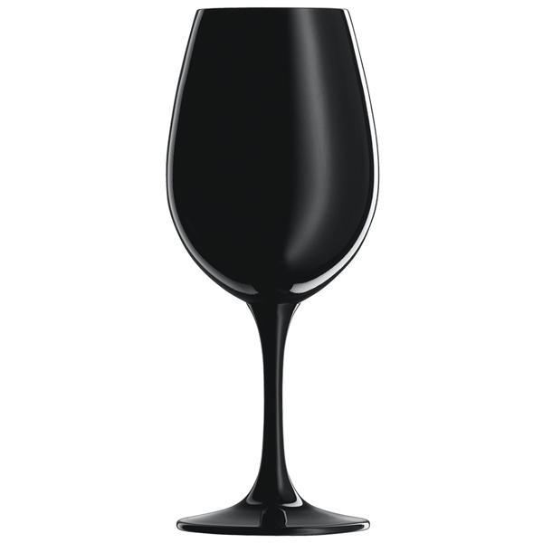 Sensus Wine Tasting Glasses Black 299ml Barmans