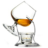 Cognac/Brandy Warmer & Glass