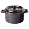 Utopia Gourmande Midnight Round Casserole Dishes