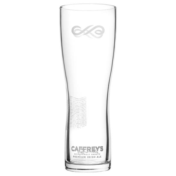 caffrey u0026 39 s pint glasses ce 20oz    568ml