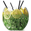 Glass Cocktail Fish Bowl 92oz / 2.6ltr