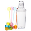 Mix It Thirteen Piece Cocktail Shaker Set
