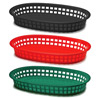 Chicago Oval Platter Baskets 27x18x4cm