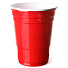 Red American Party Cups 16oz / 455ml