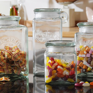 Kilner Push Top Jars