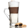 Genware Geo Tall Coffee Glasses 12oz / 335ml