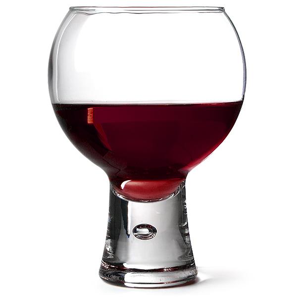 Chunky Wine Glasses
