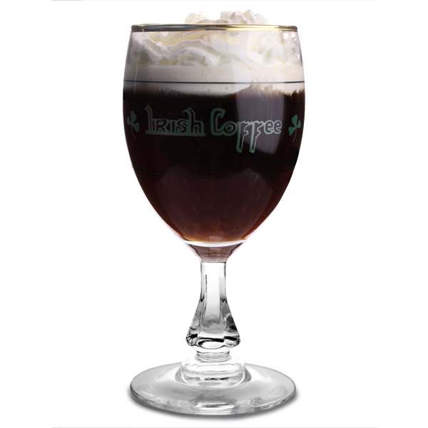 Irish Coffee Glasses 8.5oz / 240ml | Arcoroc Glassware Stemmed Irish ...