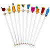 Happy Hour Acrylic Swizzle Sticks