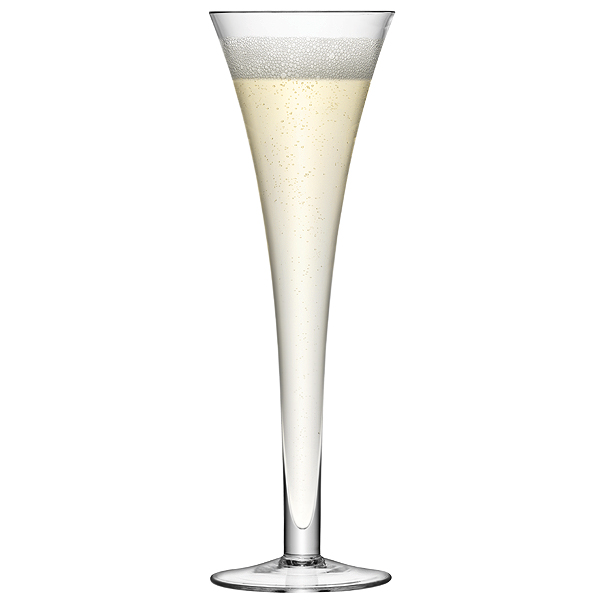 Lsa hollow stem champagne flutes champagne glasses lsa glassware buy at barmans - Champagne flutes hollow stem ...