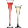 LSA Hollow Stem Champagne Flutes