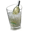 Delta Wine & Champagne Bucket Clear