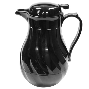 Insulated Beverage Server Black 64oz / 1.9ltr